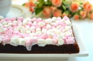 Šoko kūka ar maršmellovs
