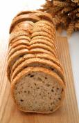 Sēkliņu maize ar iesalu
