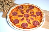 Siera salami pica