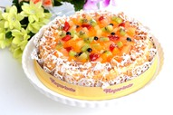 Torte ''Sulīgais auglis''