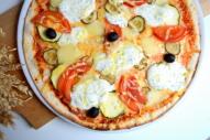 Veģetārā pica