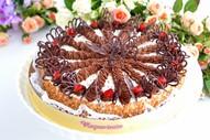 """Torte """"Karaliskā klasika"""""""